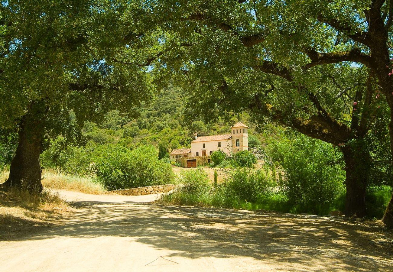 Villa à Benadalid - iloftmalaga Villa Los Nogales