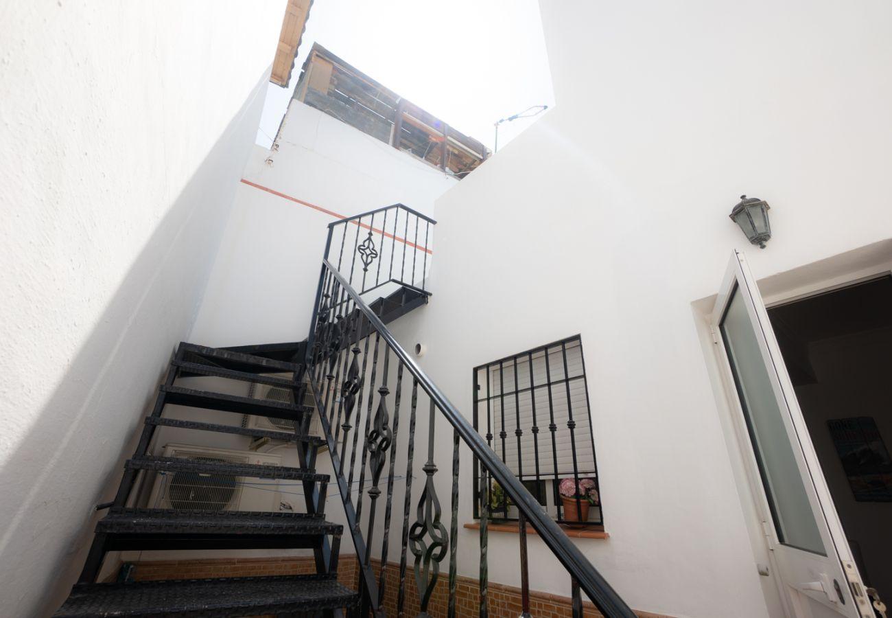Maison à Nerja - Maison pour 4 personnes à800 mde la plage