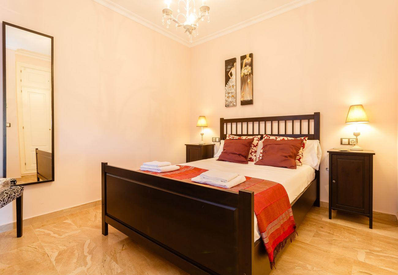 Appartement à Cadix - Appartement avec 1 chambres à1 kmde la plage
