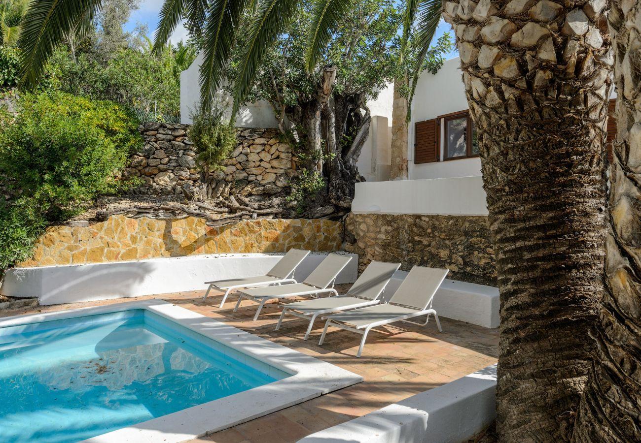 Villa à Ibiza - Villa pour 8 personnes à Ibiza