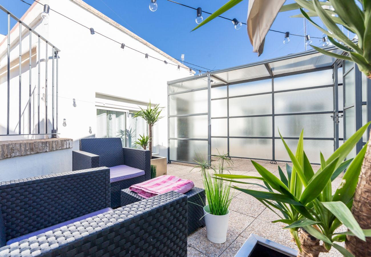 Appartement à Valence / Valencia - TH Ático Comedias