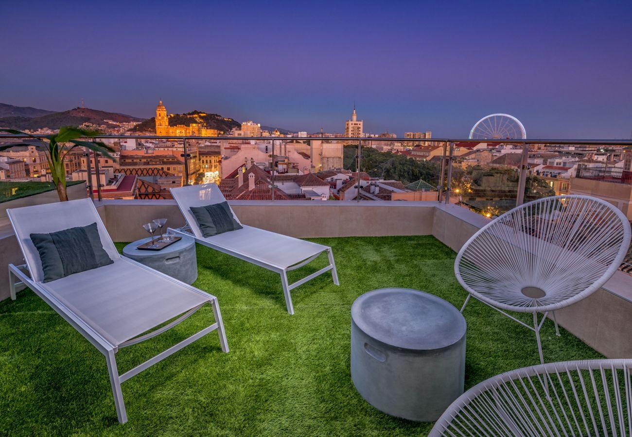 Appartement à Malaga - iloftmalaga Ático Atarazanas