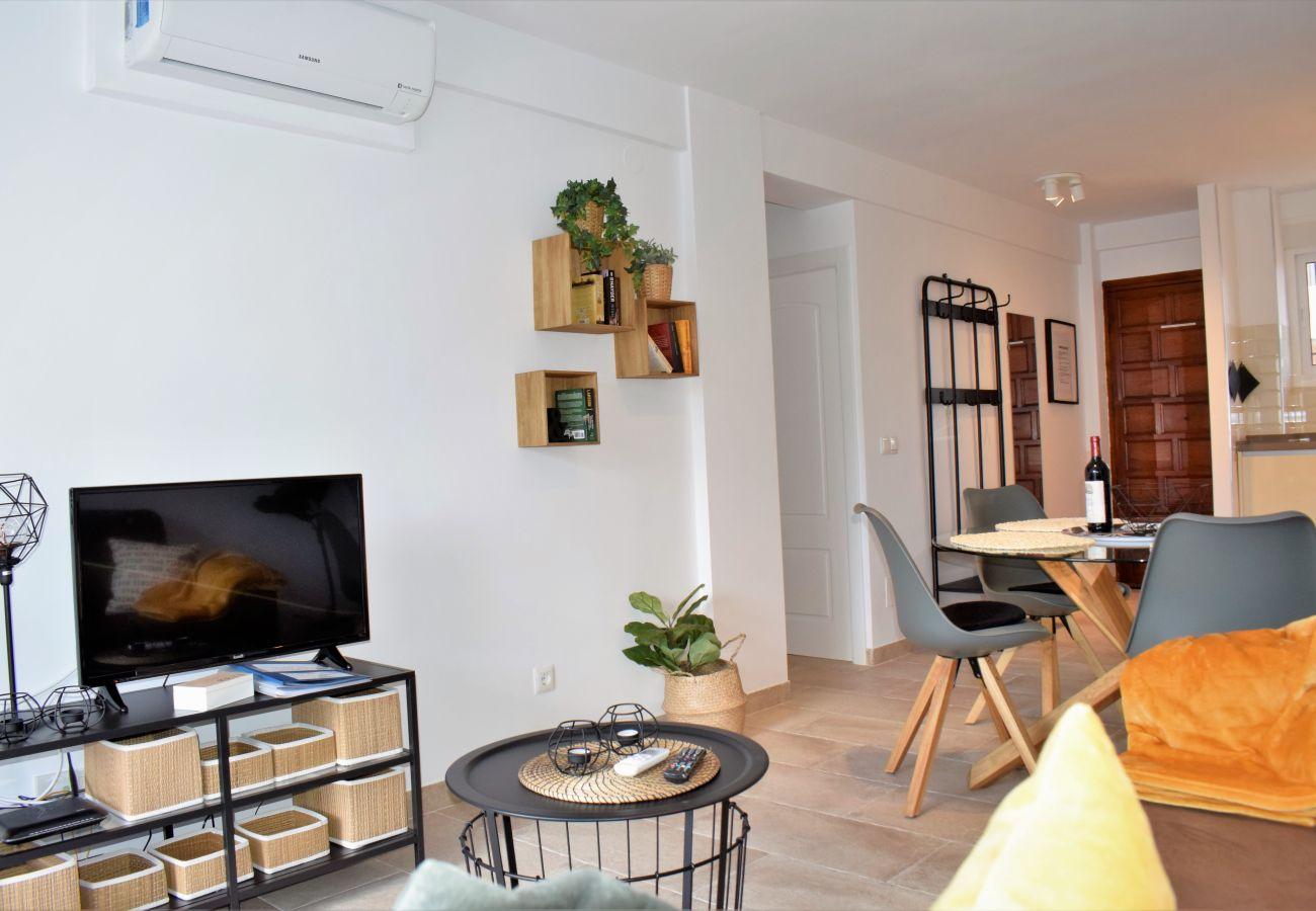 Appartement à Nerja - Appartement pour 6 personnes à300 mde la plage