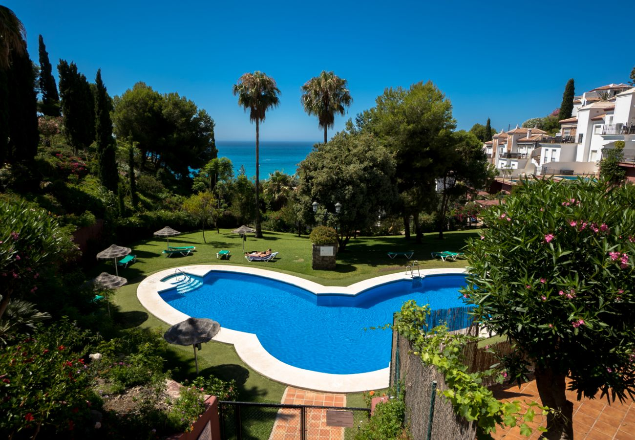 Appartement à Nerja - Appartement avec piscine à500 mde la plage