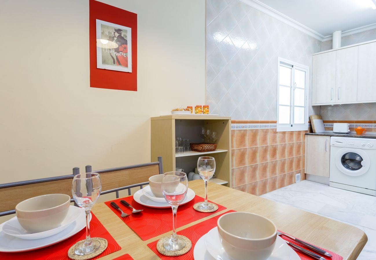 Appartement à Cadix - Appartement à Cádiz