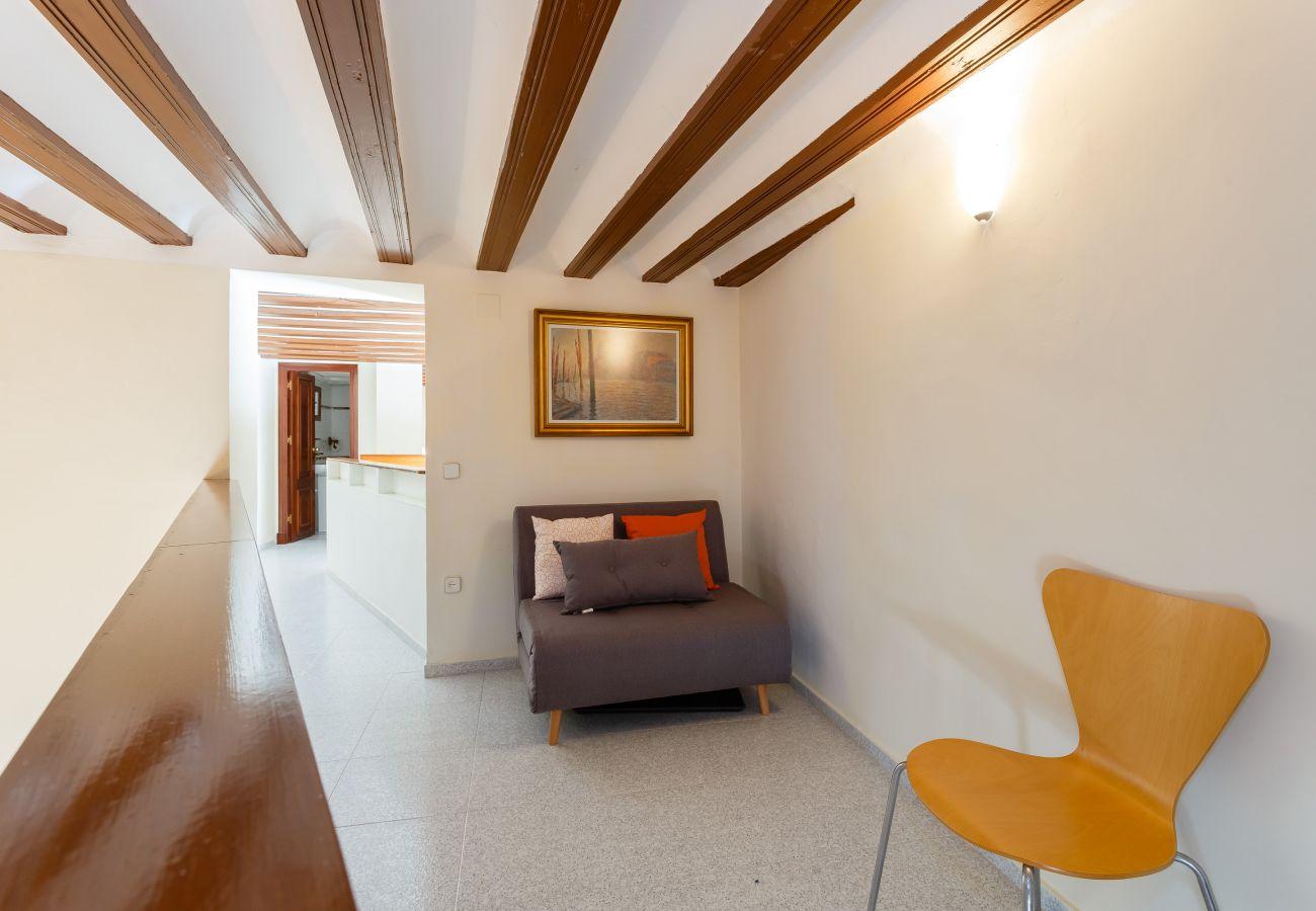 Appartement à Cadix - Appartement pour 5 personnes à900 mde la plage