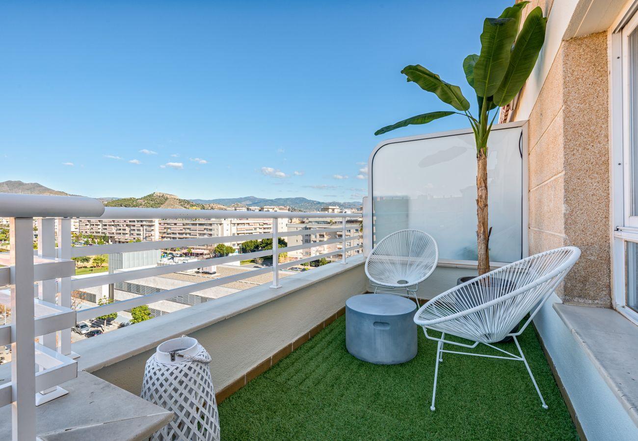 Appartement à Malaga - iloftmalaga Ciudad de la Justicia II