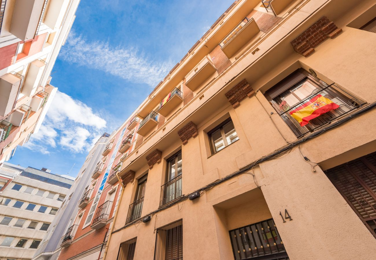 Appartement à Madrid - Madrid Downtown Nuevos Ministerios M (MPA14)