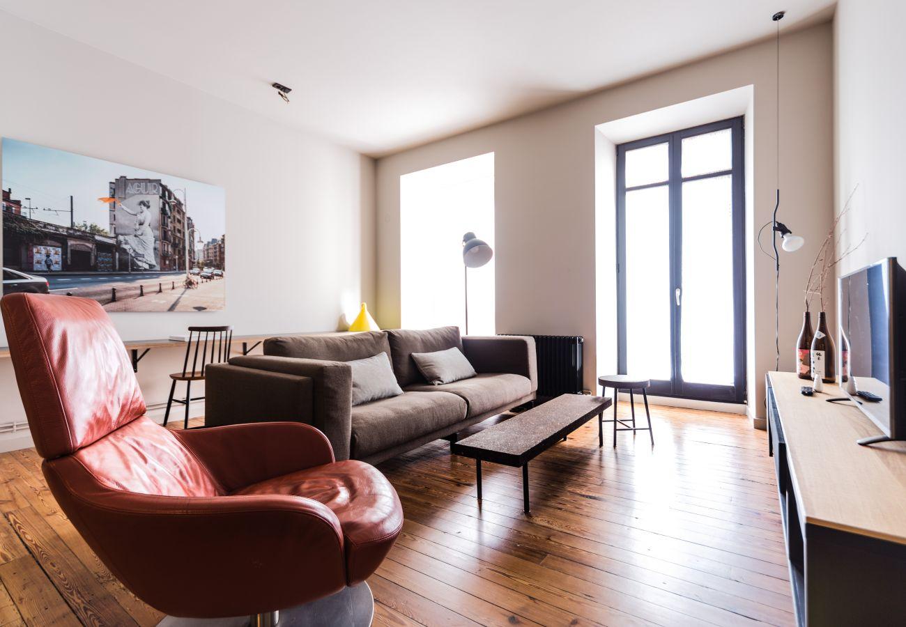 Appartement à San Sebastián - Appartement pour 6 personnes à San Sebastián