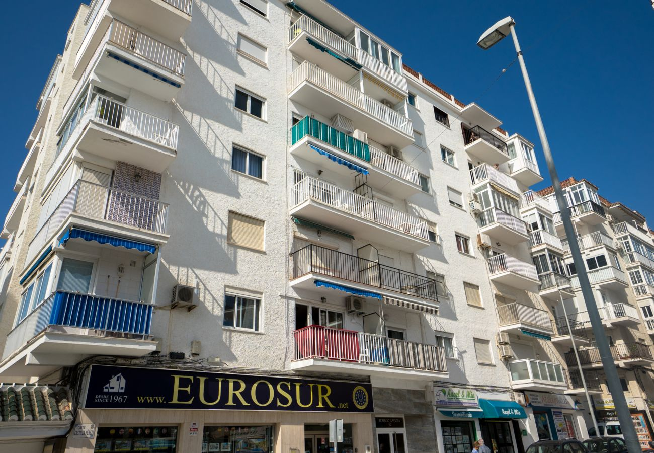 Appartement à Nerja - Appartement avec piscine à50 mde la plage