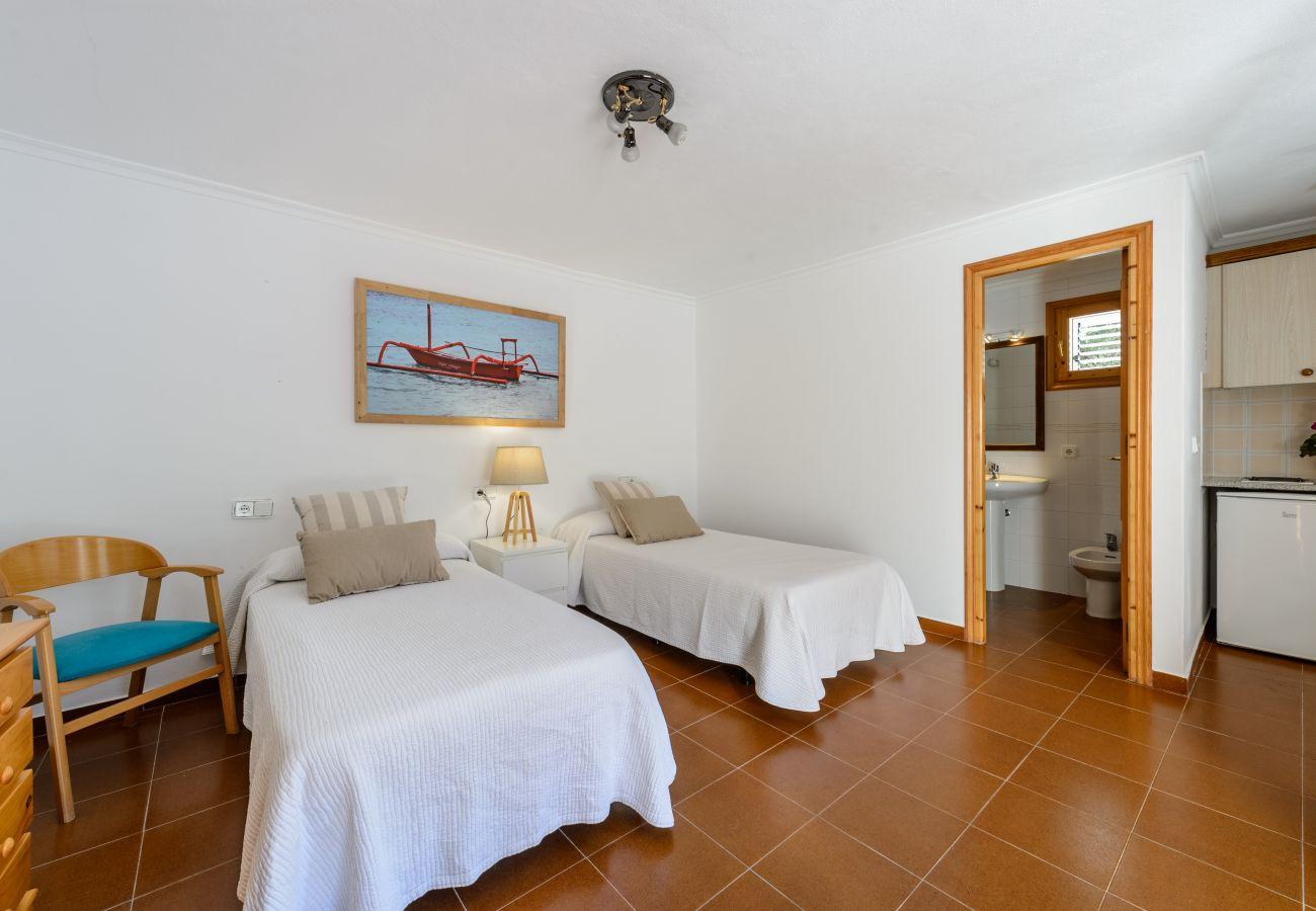 Villa à Ibiza - Villa avec piscine à Ibiza