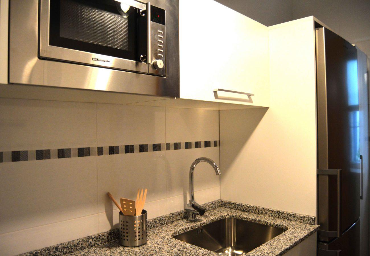 Appartement à Cadix - Appartement avec 1 chambres à600 mde la plage