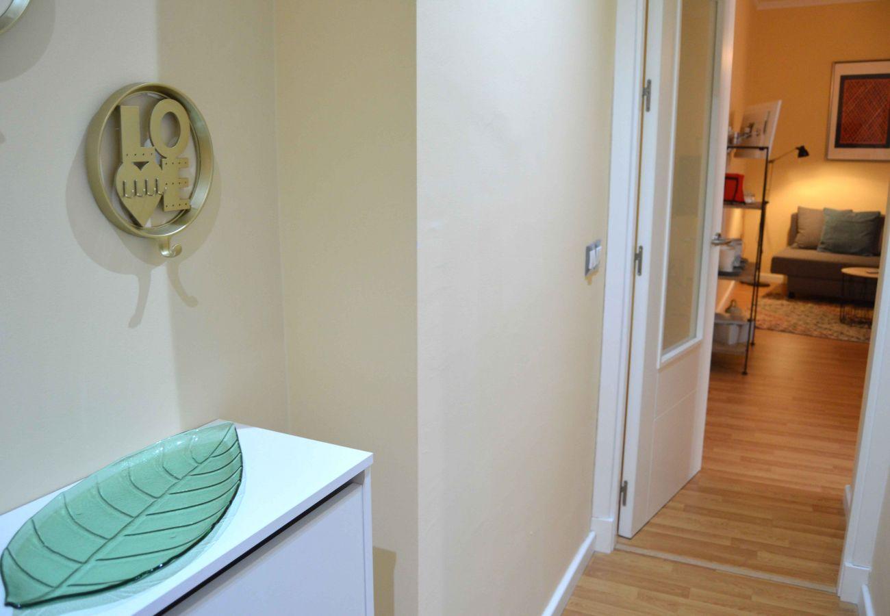 Appartement à Cadix - Appartement avec 2 chambres à1 kmde la plage