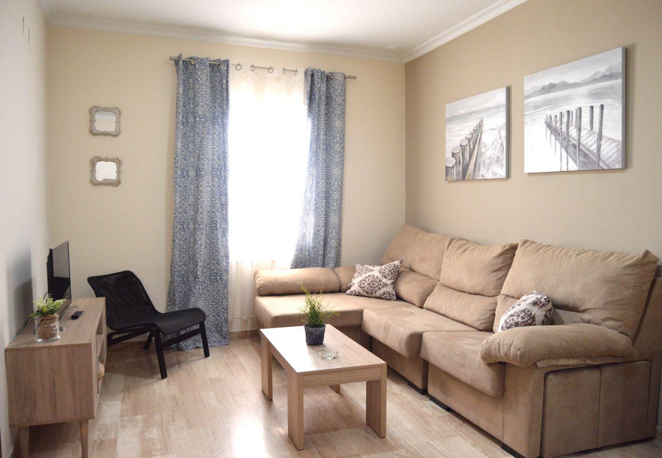 Appartement à Cadix - Appartement pour 4 personnes à150 mde la plage