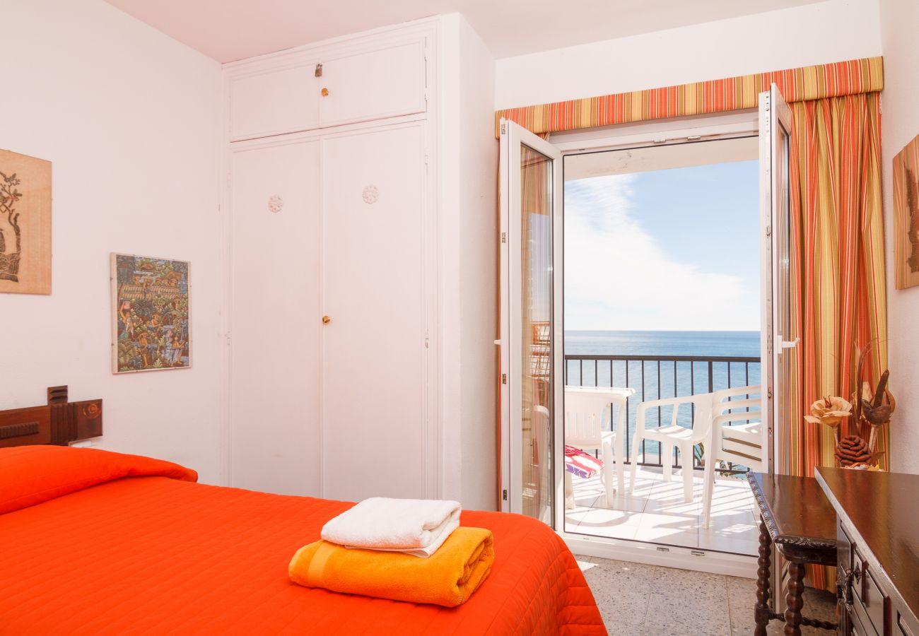Appartement à Nerja - Appartement avec climatisation à50 mde la plage