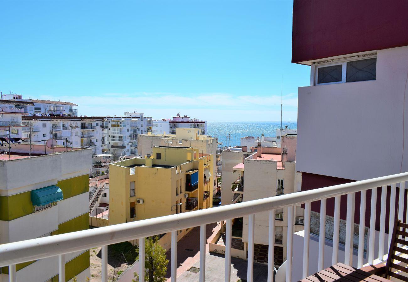 Appartement à Nerja - Appartement avec 1 chambres à500 mde la plage