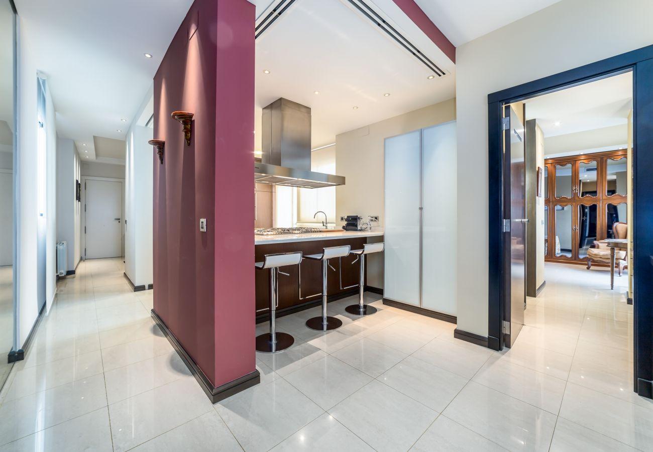 Appartement à Valence / Valencia - Travel Habitat ático Ciutat Vella