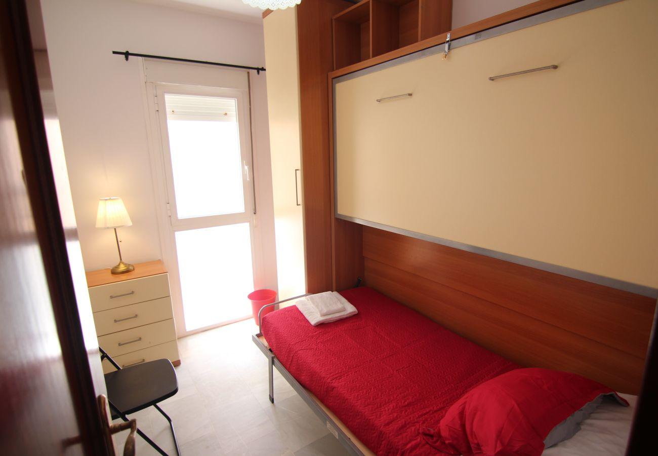Appartement à Cadix - Appartement avec 3 chambres à200 mde la plage
