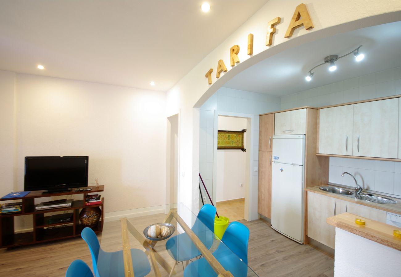 Appartement à Tarifa - Appartement avec piscine à10 mde la plage