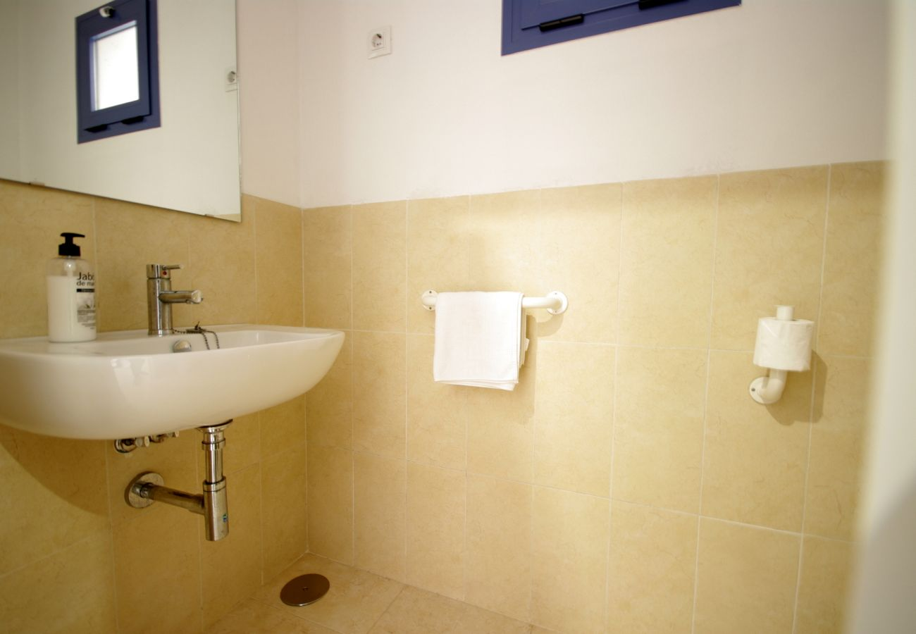 Appartement à Tarifa - Appartement avec piscine à30 mde la plage