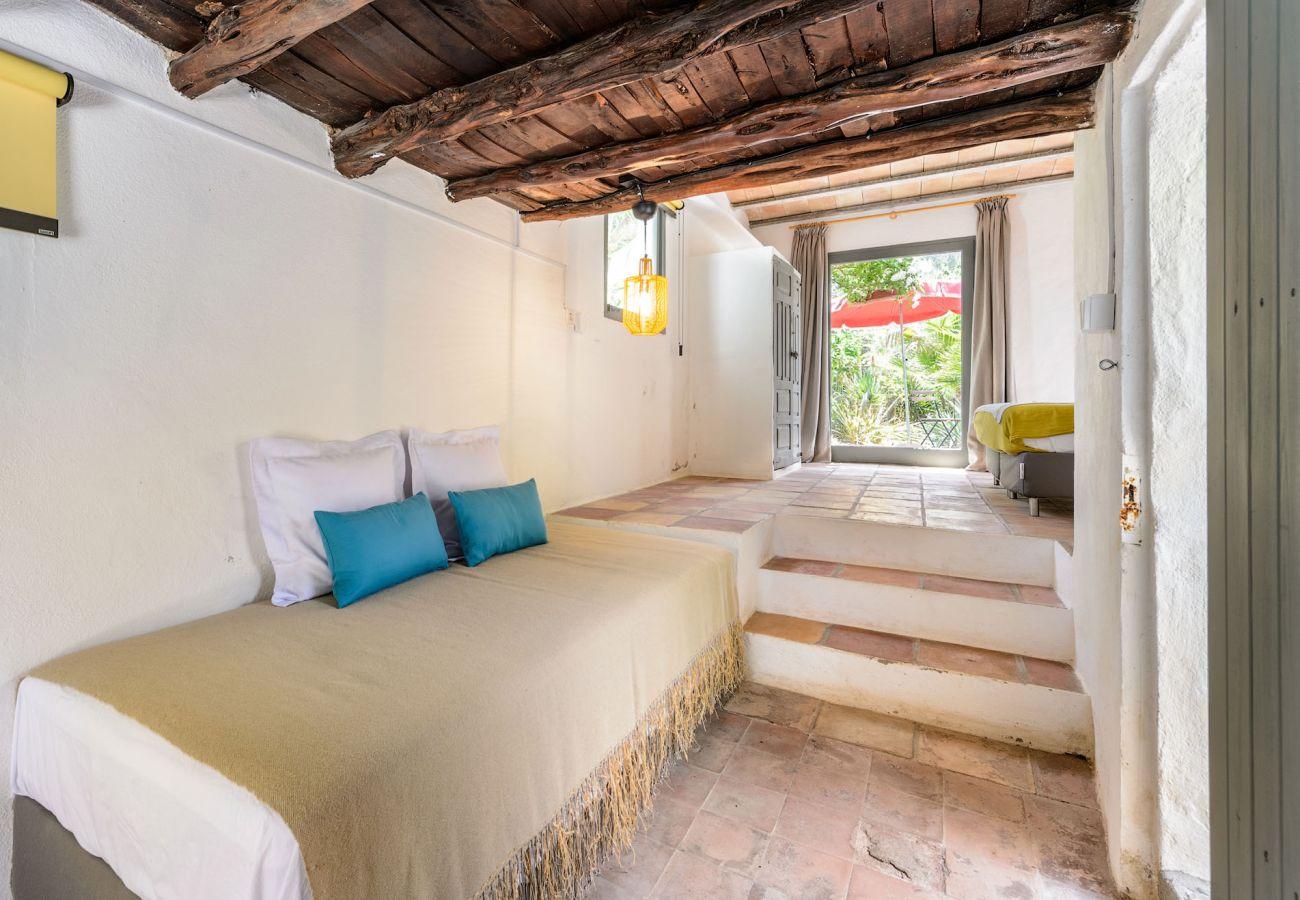 Domaine à Ibiza - Domaine avec piscine à Ibiza