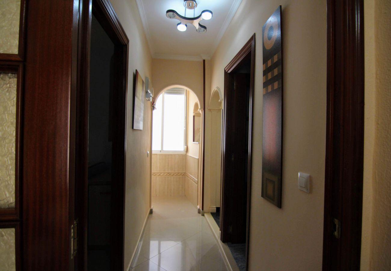 Appartement à Cadix - Appartement pour 3 personnes à54 mde la plage