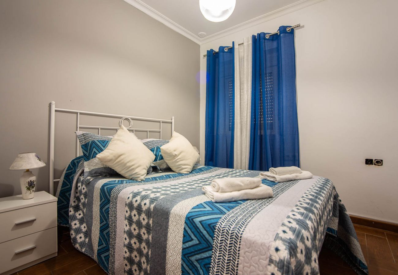 Appartement à Cadix - Appartement avec 2 chambres à0 mde la plage