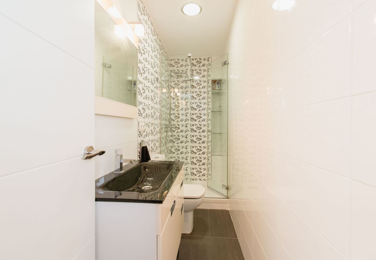 Appartement à Cadix - Appartement avec 1 chambres à500 mde la plage