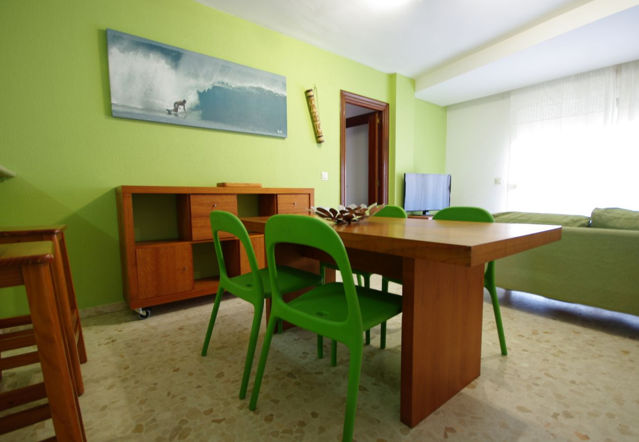 Appartement à Tarifa - Appartement pour 4 personnes à200 mde la plage