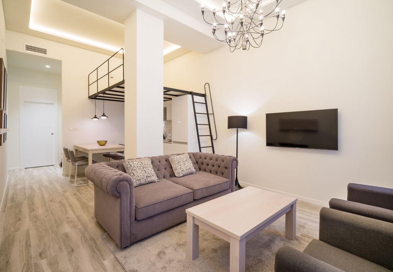 Appartement à Malaga - Apartamento Luis de Velazquez III