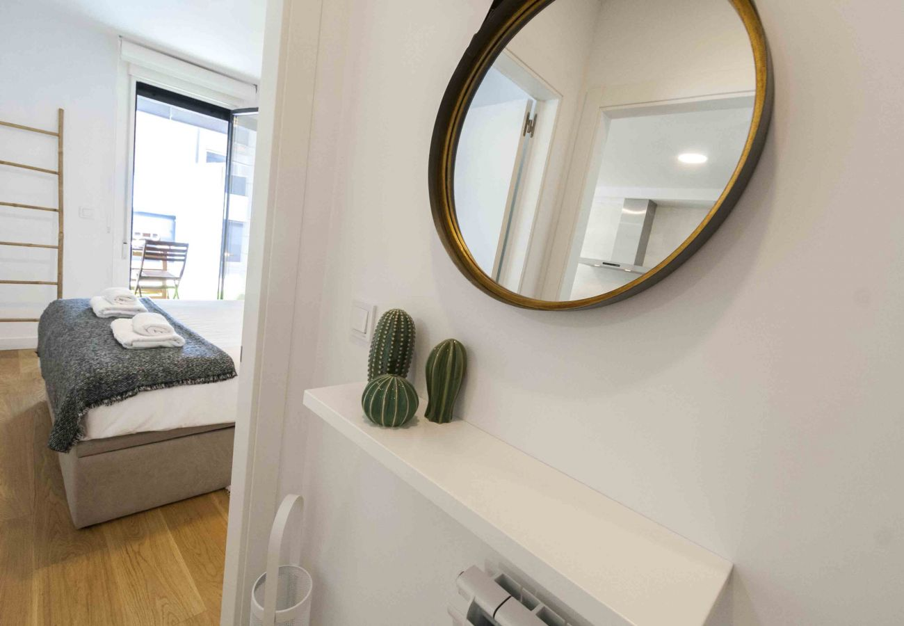 Appartement à San Sebastián - Appartement avec 1 chambres à650 mde la plage