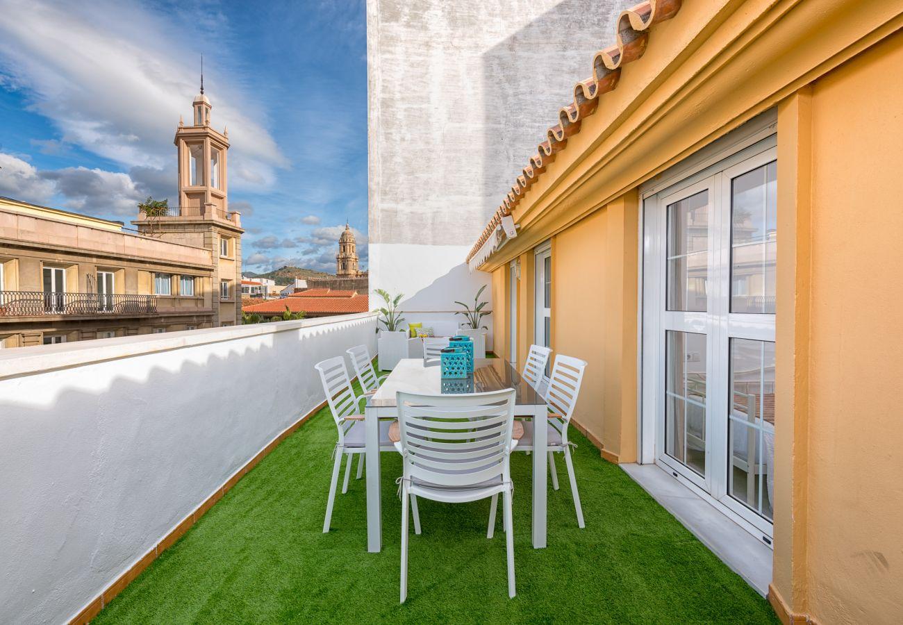 Appartement à Malaga - iloftmalaga Puerta del Mar VII