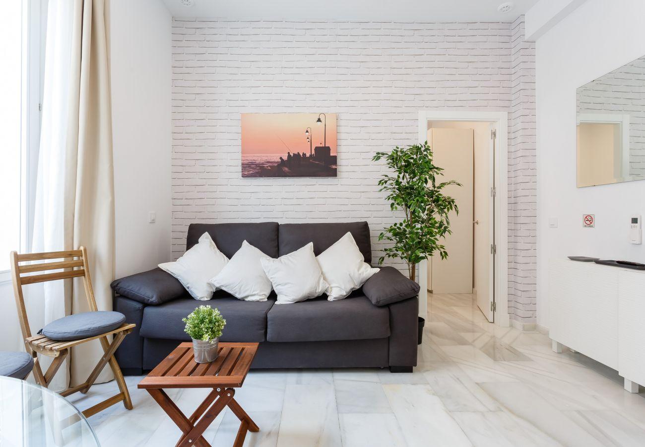 Appartement à Cadix - Appartement avec 1 chambres à Cádiz