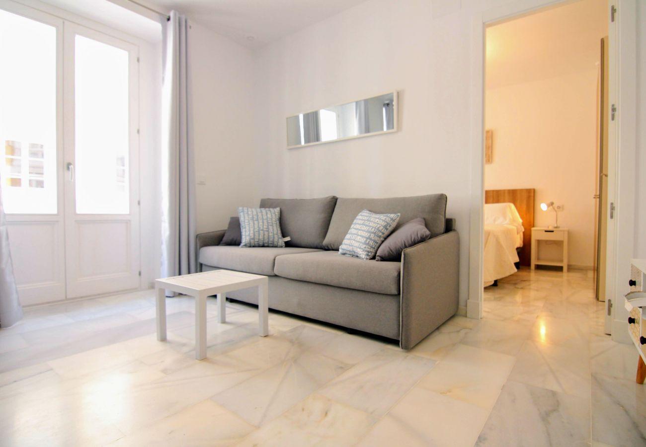 Appartement à Cadix - Appartement pour 4 personnes à Cádiz