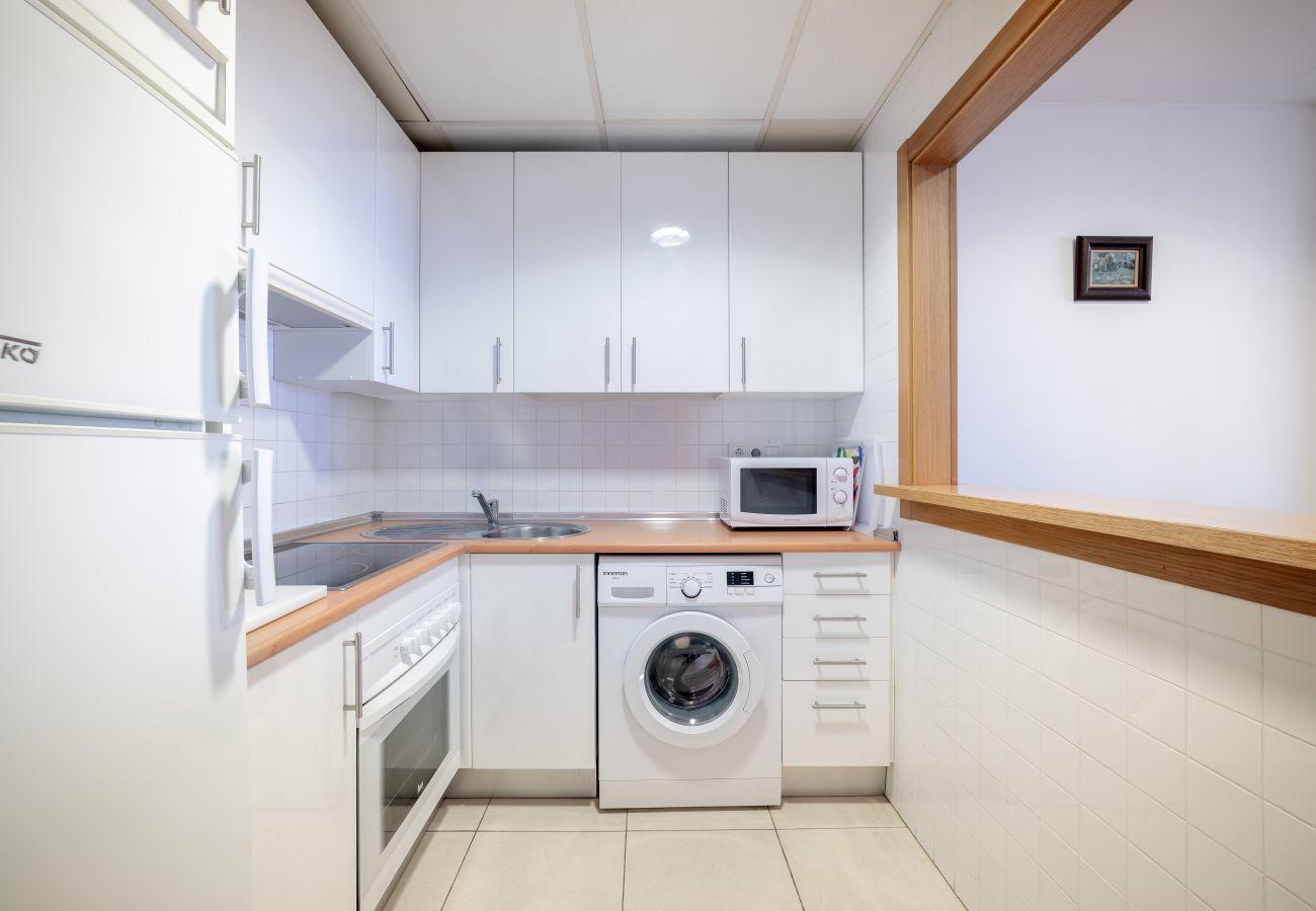 Appartement à Punta Umbria - Appartement pour 4 personnes à150 mde la plage