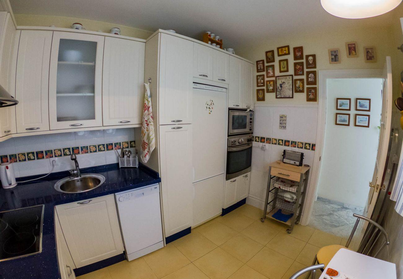 Appartement à Cadix - Appartement pour 5 personnes à500 mde la plage