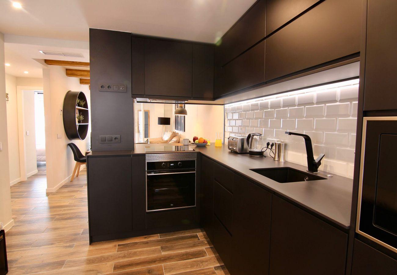 Maison à Cadix - Maison avec climatisation à800 mde la plage