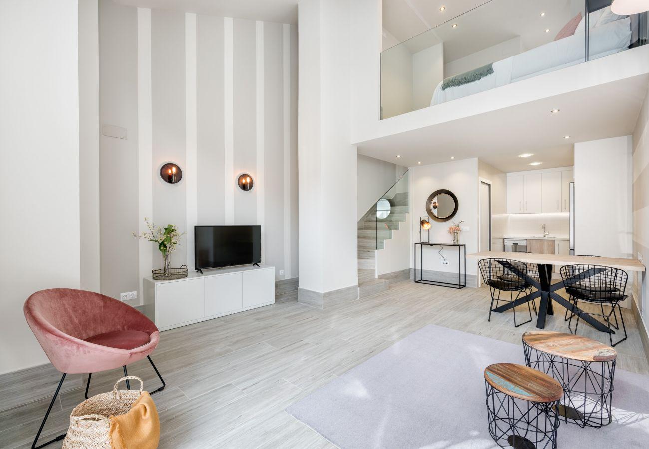 Appartement à Malaga - iloftmalaga Estacion Central VII