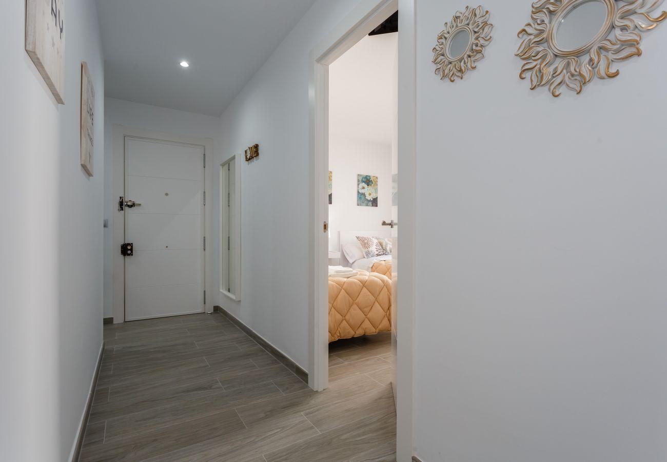Appartement à Cadix - Appartement pour 6 personnes à Cádiz
