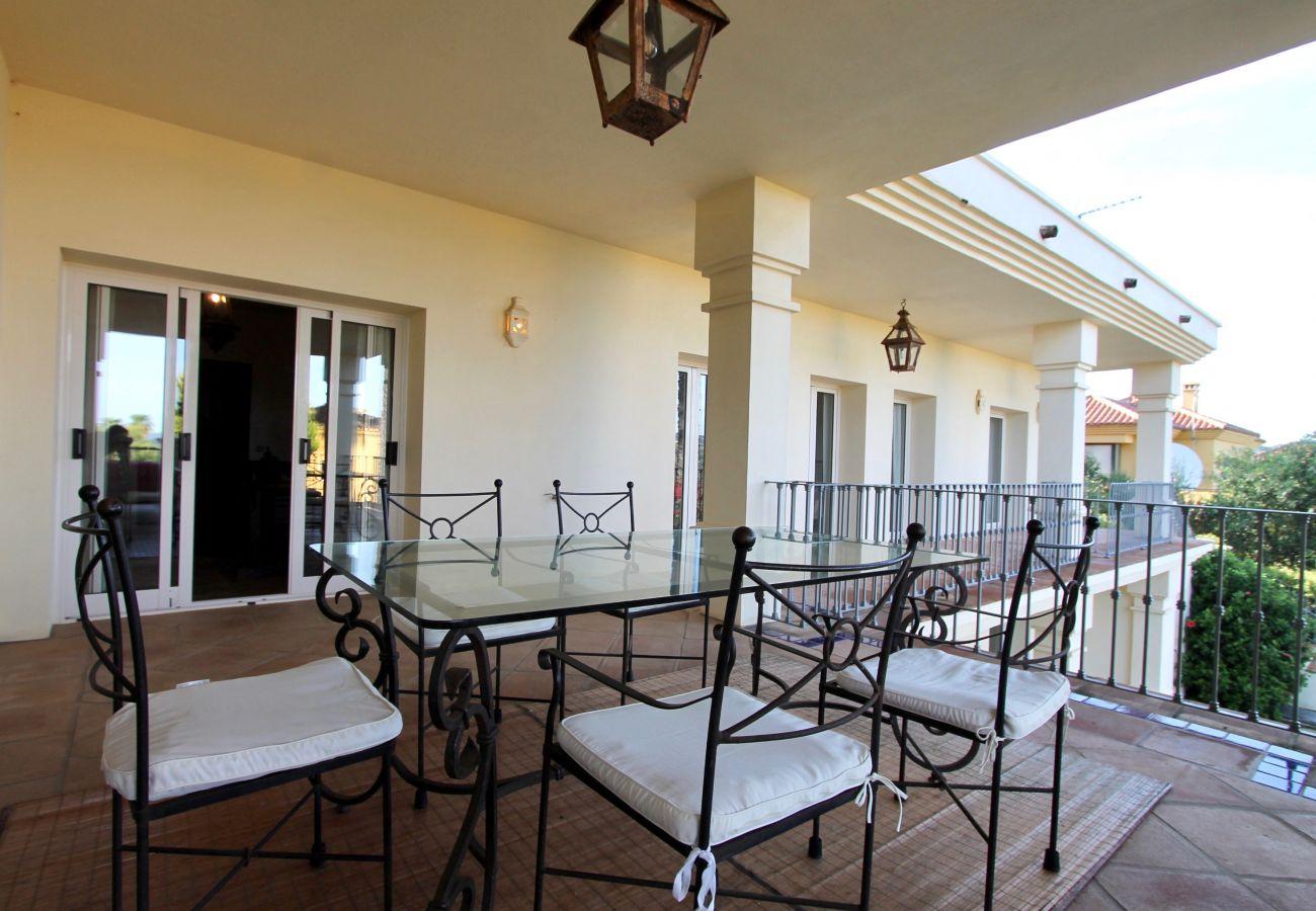 Villa à Sotogrande  - Villa avec 3 chambres à Sotogrande