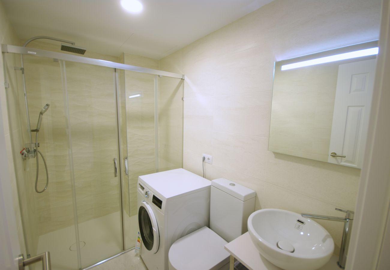 Appartement à Tarifa - Appartement avec piscine à300 mde la plage