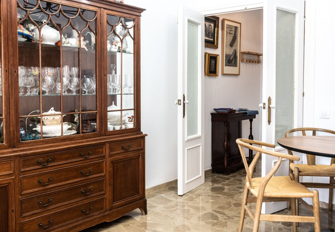Appartement à Cadix - Appartement pour 6 personnes à200 mde la plage