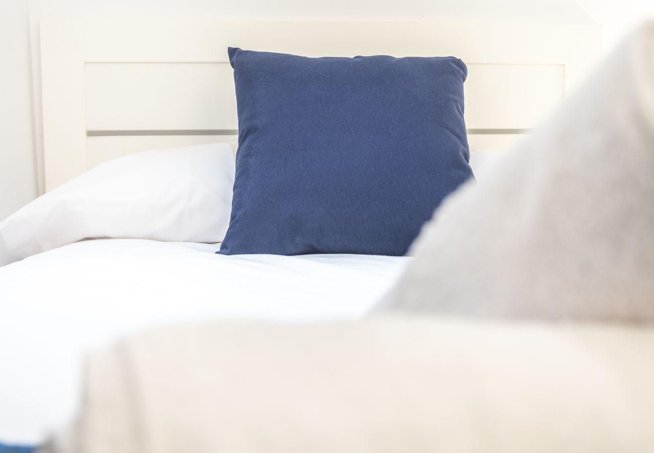 Appartement à Cadix - Appartement avec 4 chambres à50 mde la plage