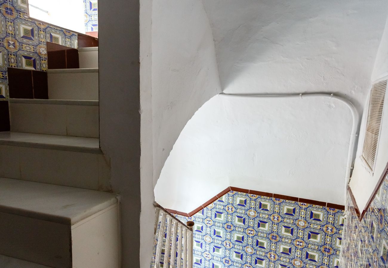 Appartement à Cadix - Appartement avec climatisation à Cádiz