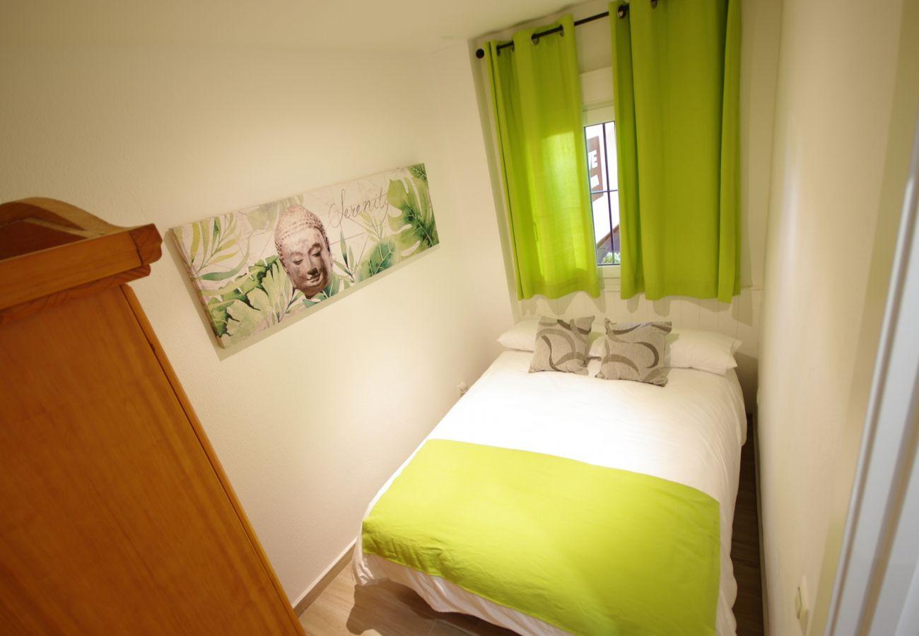 Appartement à Tarifa - Appartement pour 4 personnes à20 mde la plage