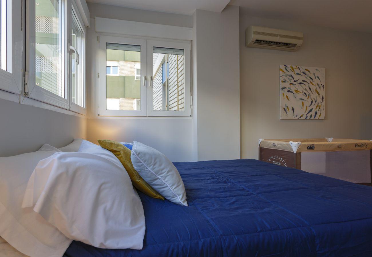 Appartement à Cadix - Appartement avec 1 chambres à10 mde la plage