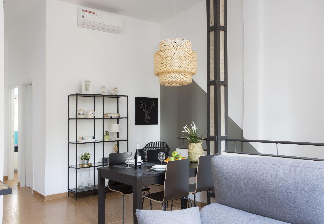 Appartement à Valence / Valencia - Appartement avec 2 chambres à Valencia