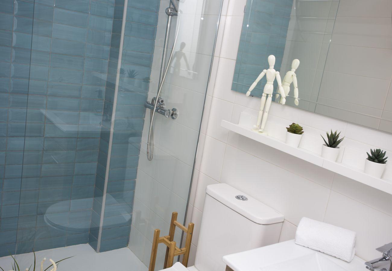 Appartement à Valence / Valencia - Appartement pour 6 personnes à Valencia