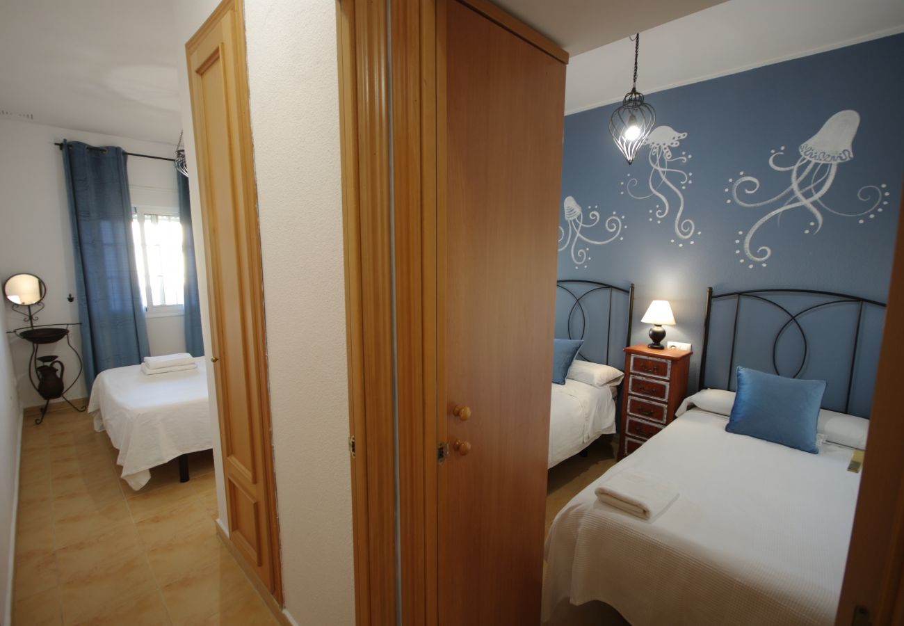 Appartement à Tarifa - Appartement avec 2 chambres à10 mde la plage