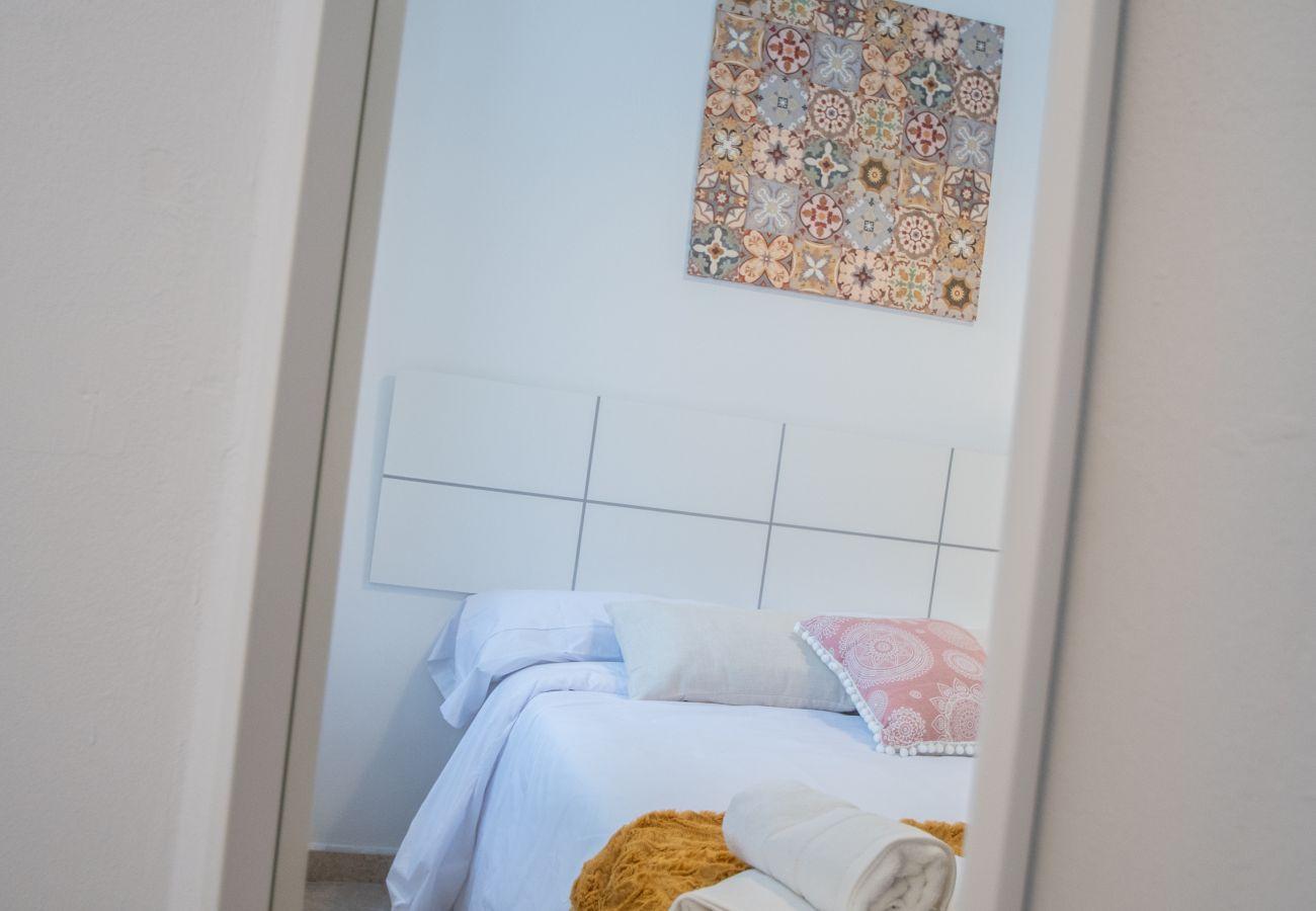 Appartement à Cadix - Appartement pour 4 personnes à1 kmde la plage